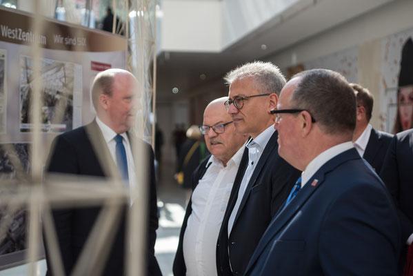 50 Jahre NordWestZentrum © Friedhelm Herr/FRANKFURT MEDIEN.neto