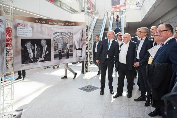 50 Jahre NordWestZentrum © rheinmainbild.de/Friedhelm Herr