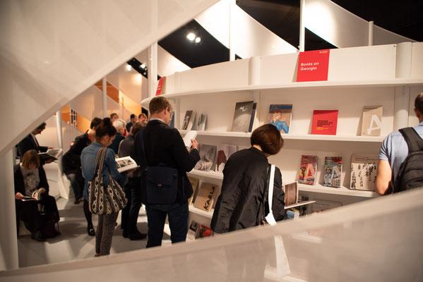 Frankfurter Buchmesse 2018 © dokubild.de / Friedhelm Herr