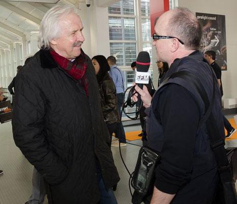 FFM JOURNAL INTERVIEW mit Dragoslav Stepanovic © dokubild.de / Friedhelm Herr