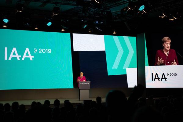 IAA Eröffnungsfeier © Friedhelm Herr/FRANKFURT DOKU