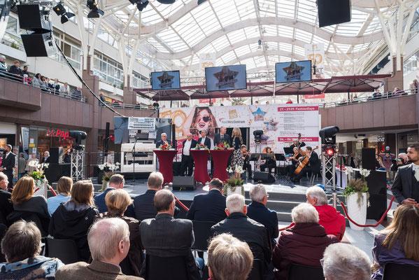 50 Jahre NordWestZentrum © Friedhelm Herr/FRANKFURT MEDIEN.net