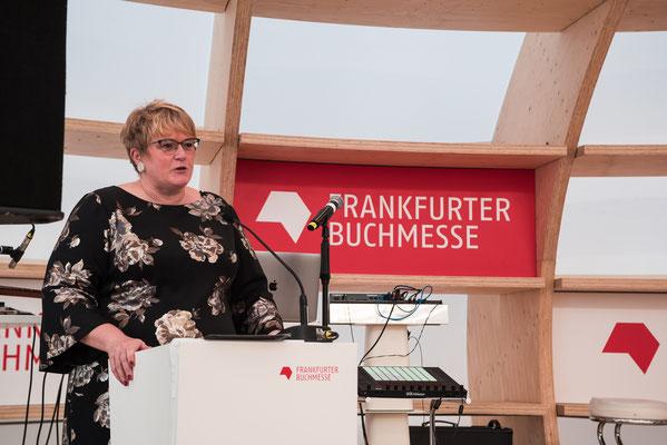 Frankfurter Buchmesse 2018 © dokfoto.de/Friedhelm Herr