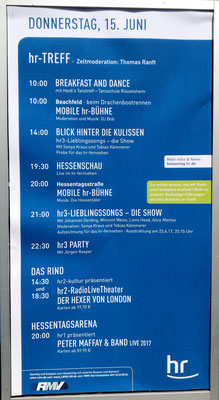 Hessentag in Rüsselsheim 2017 © FMF.digital