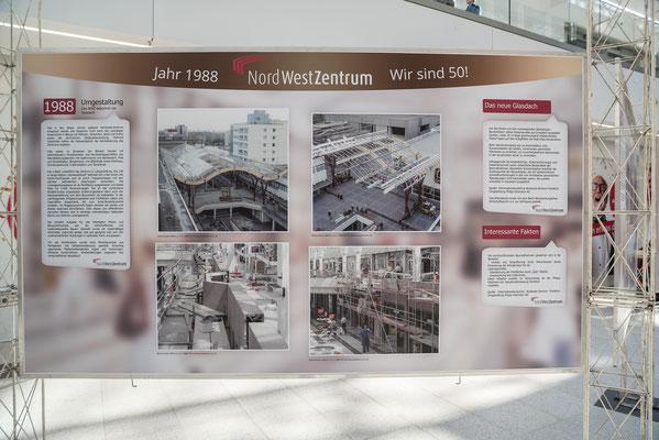 50 Jahre NordWestZentrum © Fpics.de/Friedhelm Herr