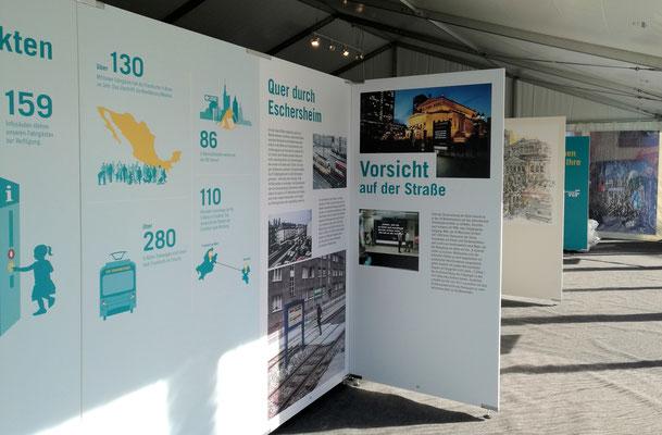 50 Jahre U-Bahn Frankfurt © mainhattanphoto/Klaus Leitzbach