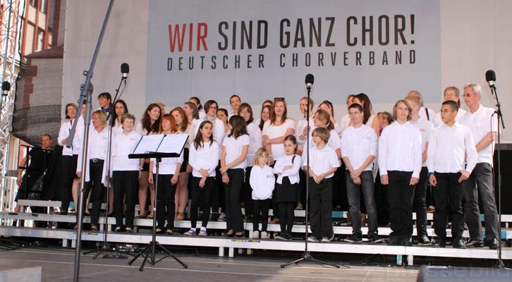 Deutsches Chorfest Frankfurt © dokubild.de