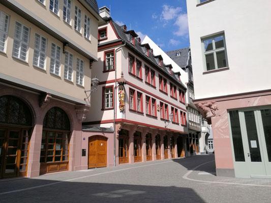 Neue Altstadt Frankfurt © dokubild.de / Klaus Leitzbach