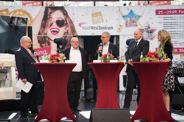 50 Jahre NordWestZentrum © rheinmainbild/Friedhelm Herr