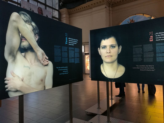 "Fotoausstellung ""entkoppelt"" © Fpics.de/Klaus Leitzbach"
