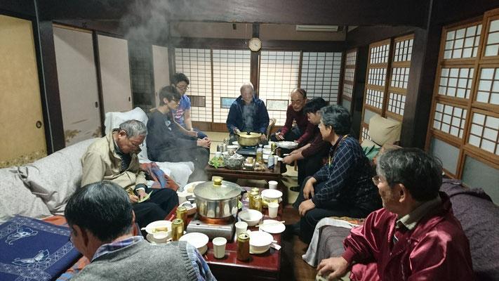 日本酒の会①