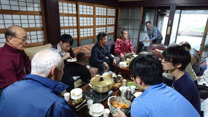 日本酒の会②