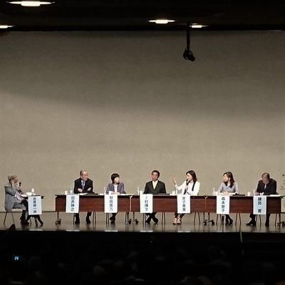 田原総一朗氏と各界著名人による大隈塾も開催