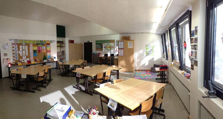 Beispiel für einen unserer Klassenräume