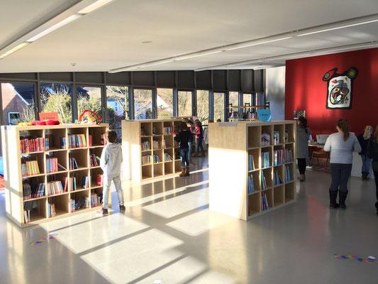 Unsere Bücherei