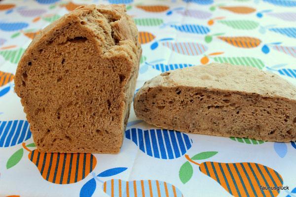 Erwin und Eule geschenkt bekommen nun wird fleißig Brot gebacken