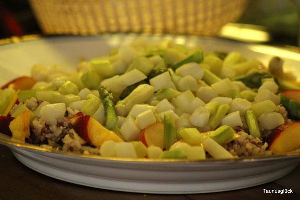 Kohlrabi, Apfel Apfelsalat