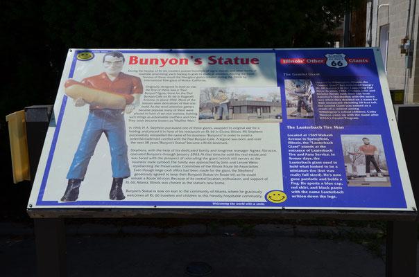 Bunyon's Giant