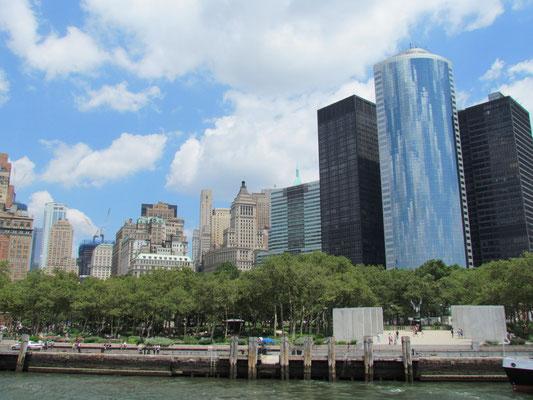 """Manhattans """"grüner Vorgarten"""""""