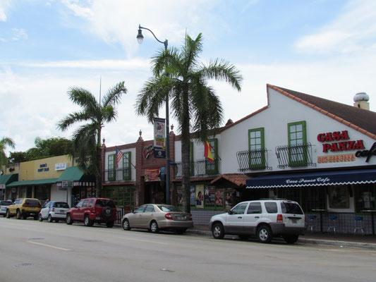 in der Calle Ocho