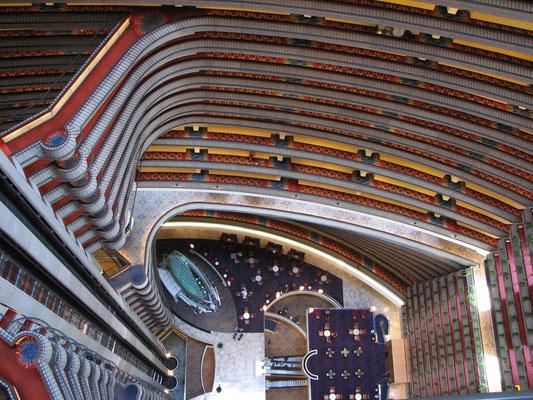 Atriumlobby des Marriott Marquis