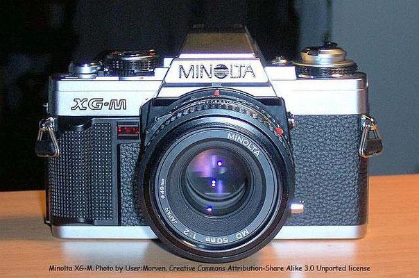 Minolta XG 9