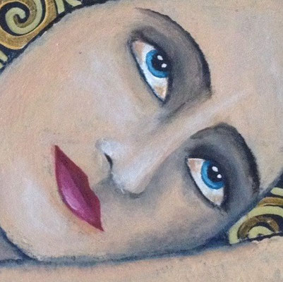 """Detail """"Ophelia"""""""