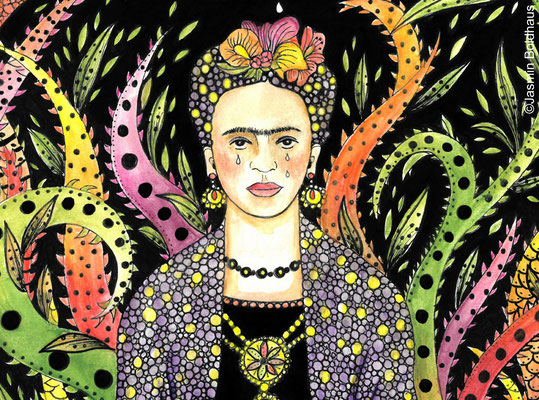 "Detail ""Frida"""