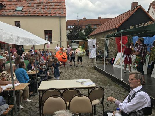 Singendes Küchenstudio am Mühlentag 2017