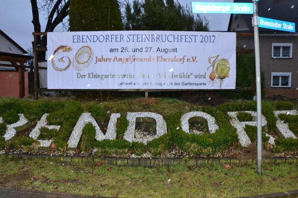 Werbung Steinbruchfest 2017