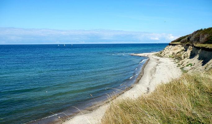 Naturstrand Ostsee Dranske