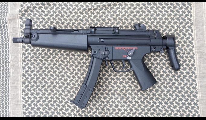 メイン4 マルイ電動 MP5