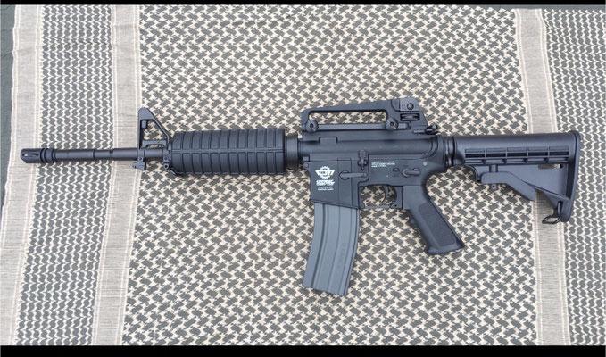 メイン5 G&G電動 M4カービン