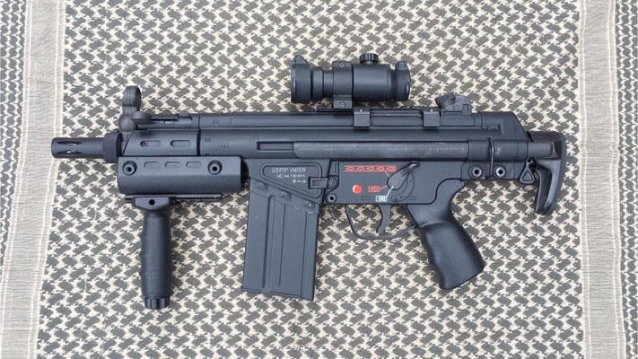 メイン1 マルイ電動 G3 SAS