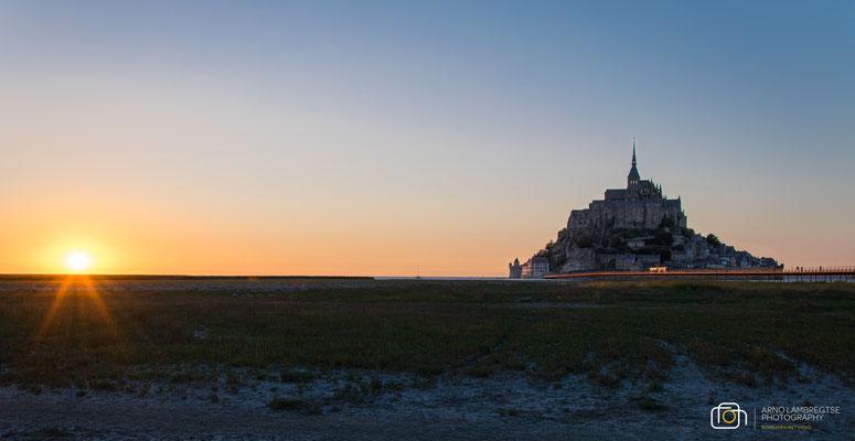Mont Saint-Michel, Frankrijk