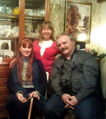 Raine, Jasmine & Tony