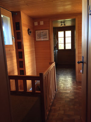 Eingang Wohnraum