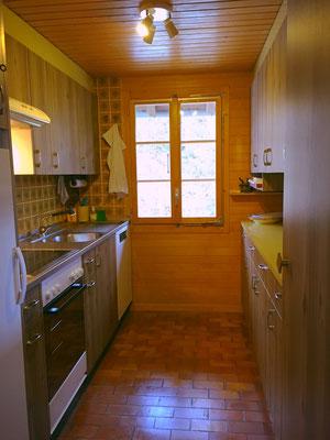 Küche Übersicht