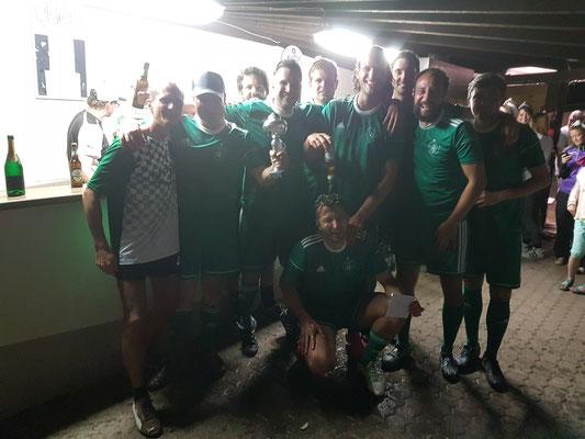 Sieger Flotter Fünfer 2017 - Fine Buwe