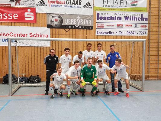 FK Pirmasens - Sieger Derbystar-Cup 2017