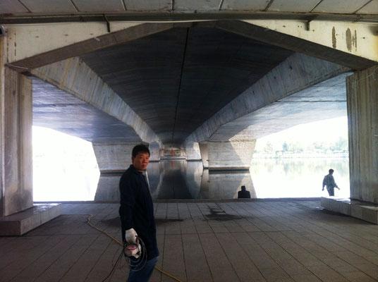 Am Fluss von Dongyang