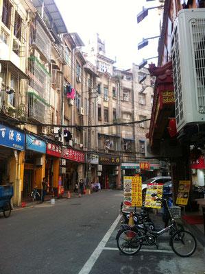 In Xiamen