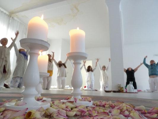 Meditationszeit - Karam Kriya Ausbildung der Kriya Schule Göttingen