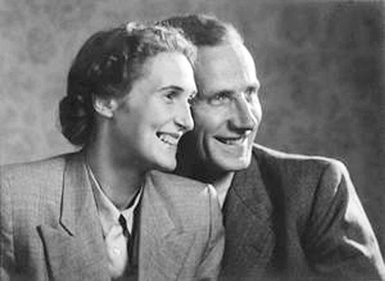 Marinanne und Hermann Oberwelland