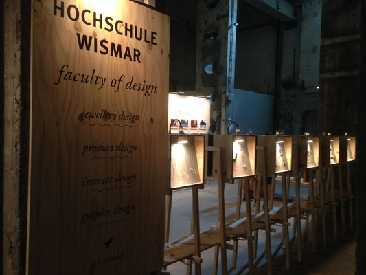 Der Auftritt der HS Wismar. Gelungen würde ich sagen.
