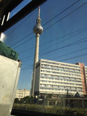 Mal wieder zu Besuch in Berlin. Ziel: DMY