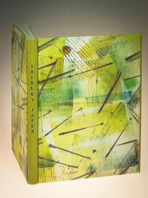 Reliure bradel suisse box et plats monotype.