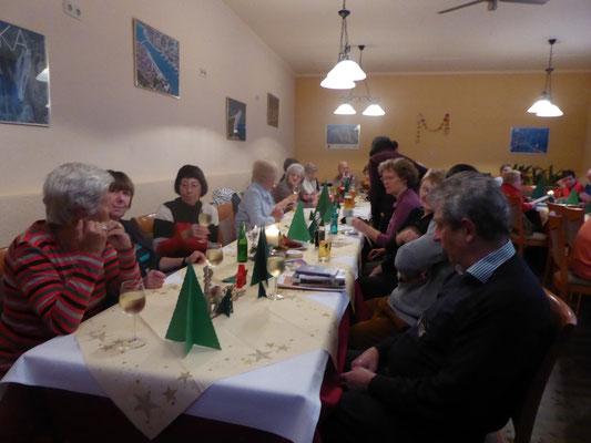 adventliche Schlussrast in der Blauen Adria