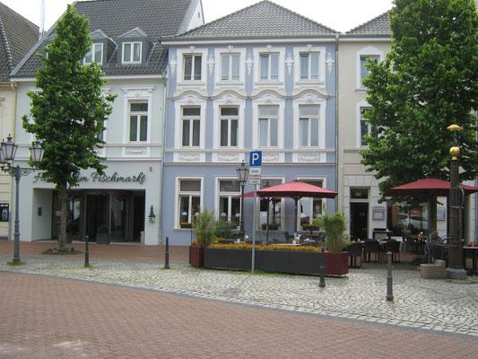 Unsere Residenz in Rheinberg, das Hotel zum Fischmarkt