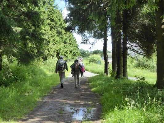 weiter auf dem Weg nach Birx